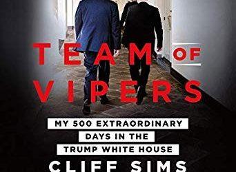 Βιβλίο περιγράφει τον Τραμπ περιστοιχισμένο από μια ομάδα «εκτός ελέγχου»