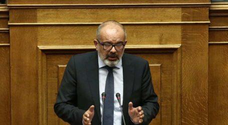 Ομιλητής σε εκδήλωση στην Ελασσόνα ο Μπαργιώτας