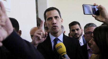 """""""Ανεύθυνη στάση"""" η αναγνώριση του Γκουαϊδό ως προέδρου"""