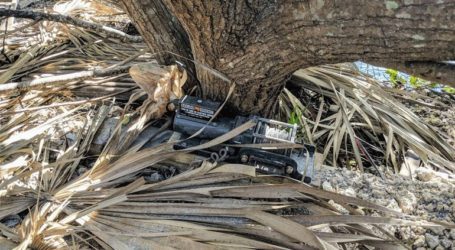 Λακκούβα στο οδόστρωμα έκρυβε… τούνελ που οδηγούσε σε τράπεζα