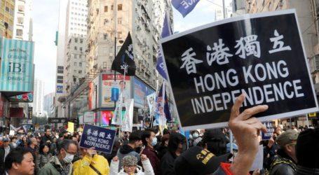 Χιλιάδες διαδηλωτές ζήτησαν ανεξαρτησία από την Κίνα