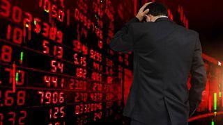 Με μεγάλη πτώση άρχισε η χρονιά για την Wall Street