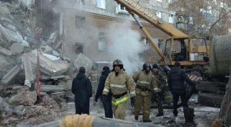 Στους 31 οι νεκροί από την κατάρρευση της πολυκατοικίας στο Μαγκνιτογκόρσκ