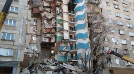 Στους 37 οι νεκροί από την κατάρρευση της πολυκατοικίας στο Μαγκνιτογκόρσκ