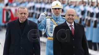 Τουρκικές ουβερτούρες με το Ιράκ