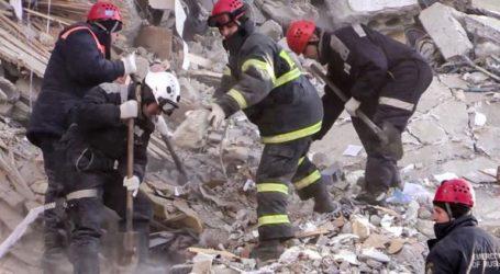 Στους 39 οι νεκροί από την κατάρρευση της πολυκατοικίας στο Μαγκνιτογκόρσκ
