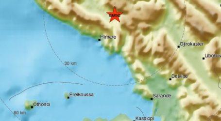 Αισθητός στη βόρεια Κέρκυρα ο σεισμός 4,7R που καταγράφηκε στην Αλβανία