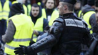 Το Γαλλικό Πρακτορείο Ειδήσεων στόχος της διαμαρτυρίας των «κίτρινων γιλέκων»