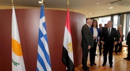 Τριμερής συνάντηση Ελλάδας, Αιγύπτου και Κύπρου για θέματα διασποράς