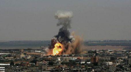 Ο ισραηλινός στρατός έπληξε δύο θέσεις της Χαμάς