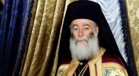 Τον Πρ. Παυλόπουλο ευχαρίστησε ο πατριάρχης Αλεξανδρείας Θεόδωρος