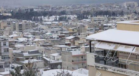 Λουκέτο στα σχολεία λόγω χιονιά