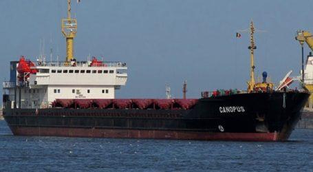 Ναυάγιο φορτηγού πλοίου κοντά στις τουρκικές ακτές