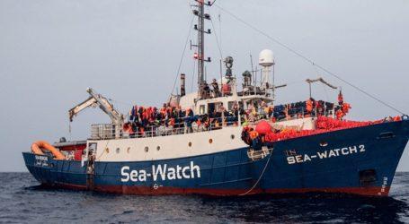 Απεργία πείνας ξεκίνησαν μετανάστες στο πλοίο «Sea Watch»