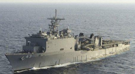 «Το πολεμικό Fort McHenry βρίσκεται στη Μαύρη Θάλασσα σύμφωνα με το διεθνές δίκαιο»