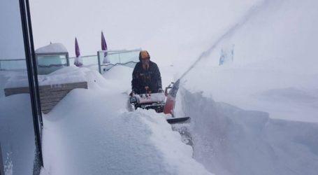 «Kόλαση χιονιού» στις βόρειες Άλπεις