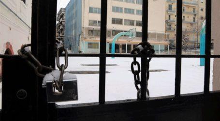 Κλειστά και αύριο τα σχολεία στη Δυτική Μακεδονία