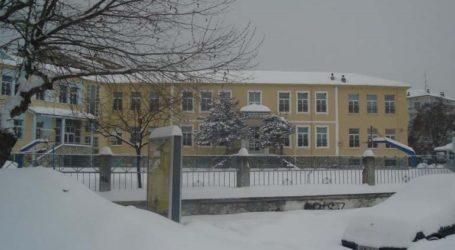 Κλειστά τα σχολεία αύριο σε τρεις δήμους του νομού
