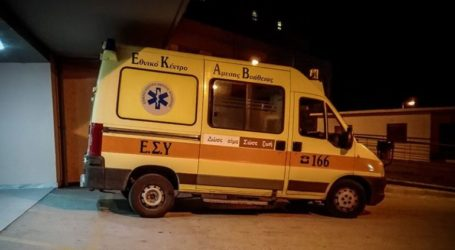 Ζευγάρι μεταφέρθηκε στο νοσοκομείο από αναθυμιάσεις που προήλθαν από μαγκάλι