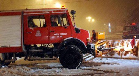 Δεκαεπτά κλήσεις για παροχή βοήθειας δέχθηκε η Πυροσβεστική το τελευταίο 24ωρο