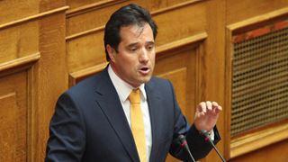 Κόντρα Χριστοδουλοπούλου-Γεωργιάδη στη Βουλή για τη Novartis