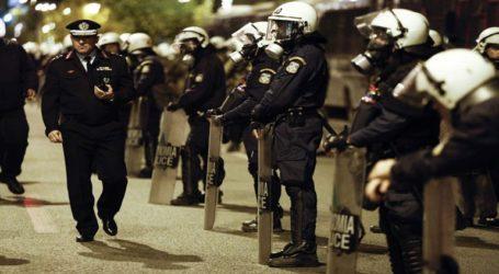 Απαγορεύτηκαν από την αστυνομία οι συγκεντρώσεις για την επίσκεψη Μέρκελ