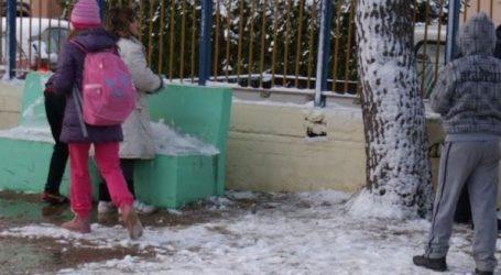 Κλειστά όλα τα σχολεία στη Θεσσαλονίκη