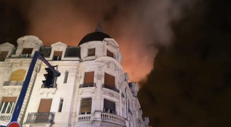 19 τραυματίες από φωτιά σε πολυκατοικία