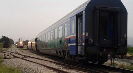 Διακόπηκαν τα δρομολόγια των τρένων στη γραμμή Κομοτηνή-Αλεξανδρούπολη λόγω υπερχείλισης
