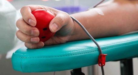 Έκτακτη εθελοντική αιμοδοσία στις 20-21 Ιανουαρίου στο Σύνταγμα