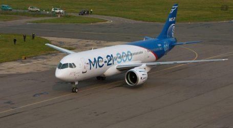 Η κατασκευή του ρωσικού αεροσκάφους MC-21 θα ολοκληρωθεί παρά τις αμερικανικές κυρώσεις