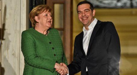 «Σήμερα έρχεστε σε μια διαφορετική Ελλάδα που κατάφερε να ξεπεράσει την κρίση»