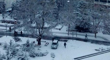 Κλειστά τα σχολεία σε όλο τον νομό λόγω παγετού