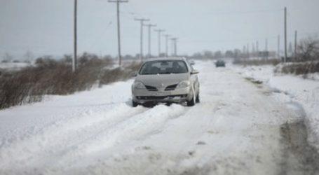 Η χιονοκάλυψη ξεπέρασε το 60% της Ελλάδας σύμφωνα με το meteo του Αστεροσκοπείου