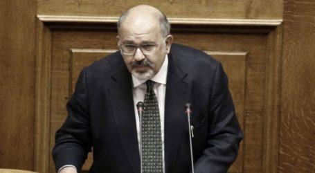 Πολιτικό πανικό καταλογίζει στη ΝΔ ο Νίκος Ξυδάκης