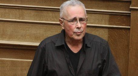 Ο Κ. Ζουράρις κατά της Συμφωνίας των Πρεσπών, αλλά στηρίζει την κυβέρνηση μέχρι λήξεως της εντολής