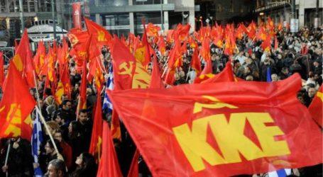 Το ΚΚΕ καταδικάζει την επίθεση των ΜΑΤ εναντίον της μαζικής συγκέντρωσης εκπαιδευτικών