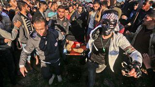 Νεκρή Παλαιστίνια από ισραηλινά πυρά