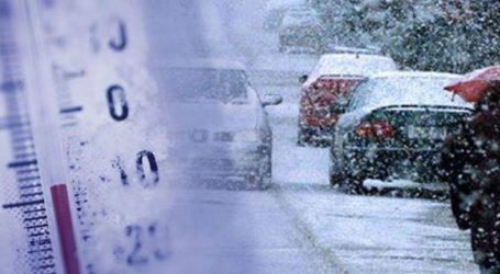Καταιγίδες και χιόνια έως το πρωί της Κυριακής στη Νότια Ελλάδα