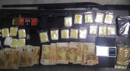Προφυλακίστηκαν 13 άτομα για το κύκλωμα κοκαΐνης