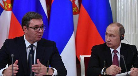 Επίσκεψη Πούτιν στο Βελιγράδι στις 17 Ιανουαρίου