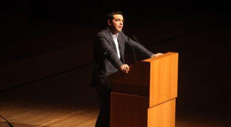 Ομιλία Τσίπρα το απόγευμα για τη Συμφωνία των Πρεσπών