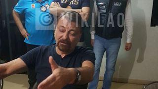Ο Τσέζαρε Μπατίστι συνελήφθη στη Βολιβία