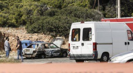 Βρέθηκε απανθρακωμένο πτώμα σε αυτοκίνητο