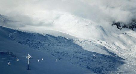 Καλάβρυτα: Χιονοστιβάδα 1 εκατ. τόνων «σάρωσε» το χιονοδρομικό