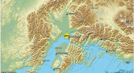 Σεισμική δόνηση 5R στην Αλάσκα