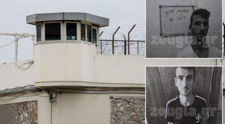 Χειροπέδες στους δύο Αλβανούς που είχαν δραπετεύσει από τον Κορυδαλλό