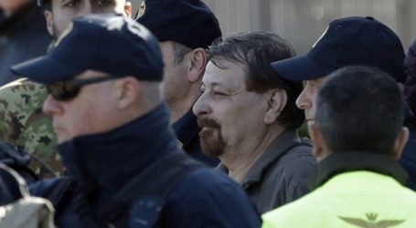 Σε ιταλικό έδαφος ο τρομοκράτης Τσέζαρε Μπατίστι