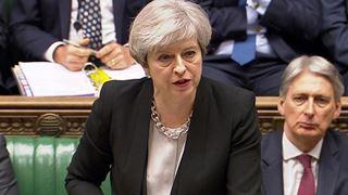 Η τύχη του διαζυγίου του Ηνωμένου Βασιλείου και της ΕΕ κρίνεται σήμερα στη Βουλή των Κοινοτήτων