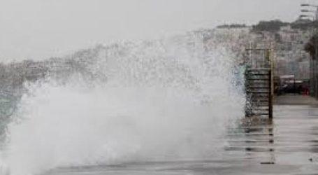 Προβλήματα στις ακτοπλοϊκές συγκοινωνίες – Άνεμοι έως 9 μποφόρ